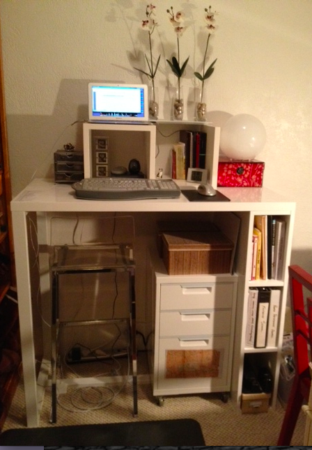 Behind the Magic of Gail's Work Space (Important for Authors