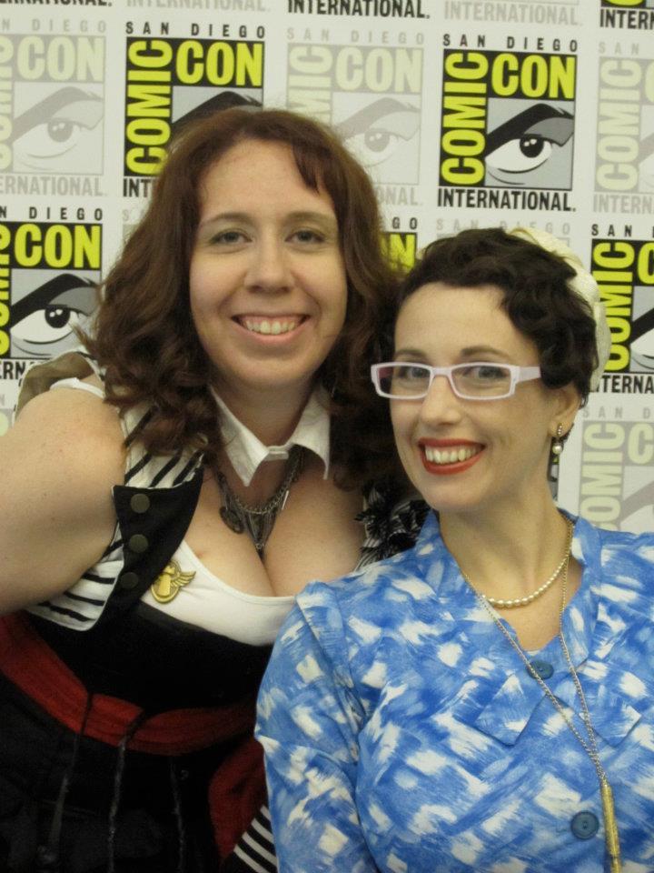 Gail & Moderator Dina
