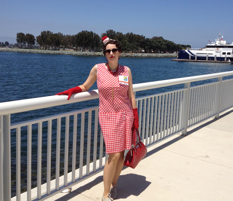 Gail Sunday San Diego Harbor