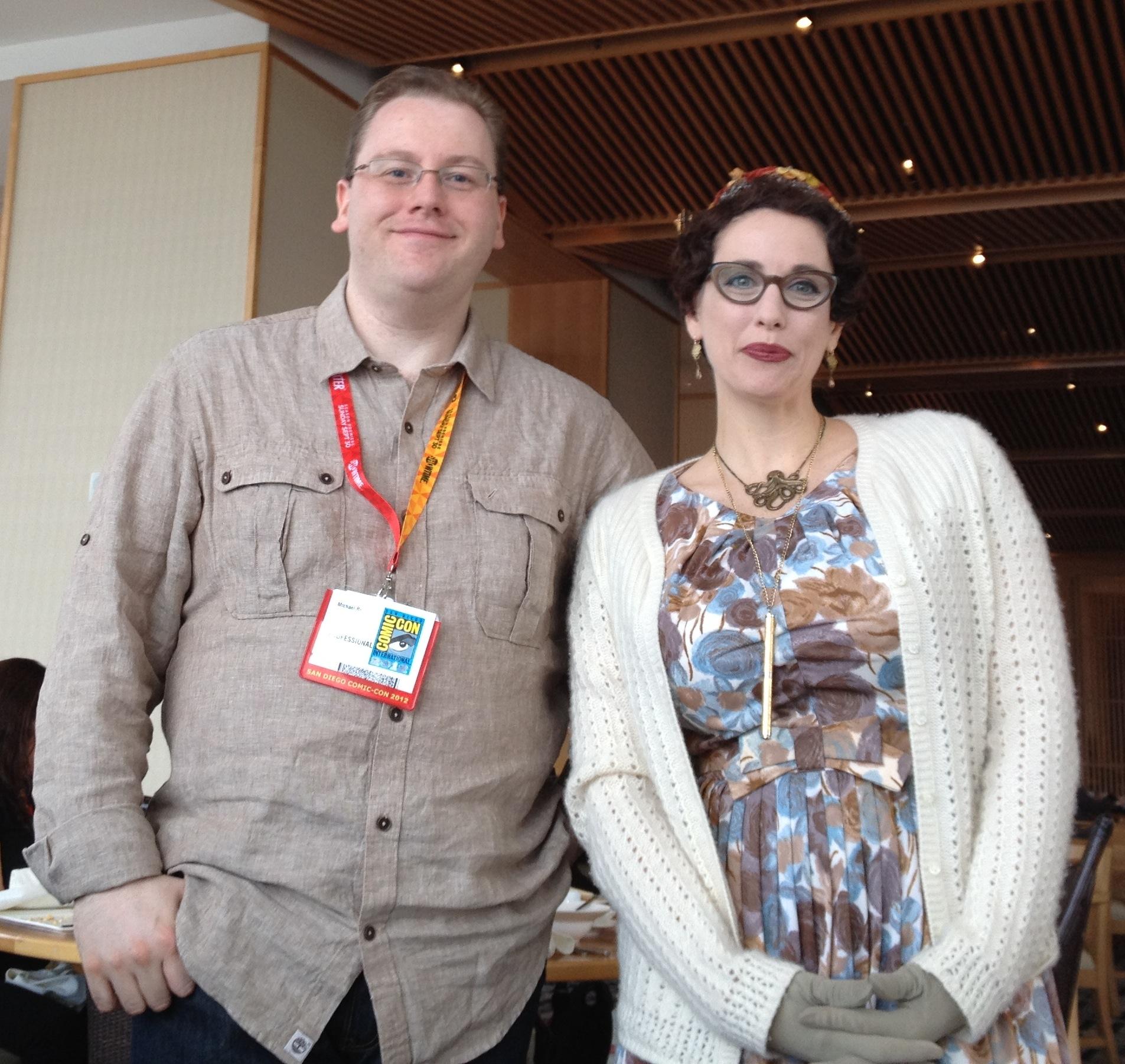 Michael & Gail