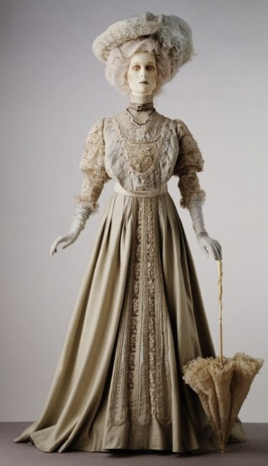 1905 Travelling Gown  The Victoria & Albert Museum