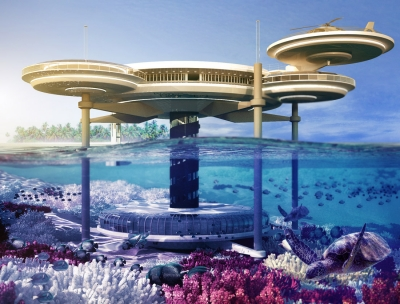 An Underwater Hotel Architects- Deep Ocean Technology