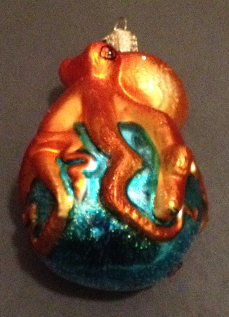 Octopus Decoration