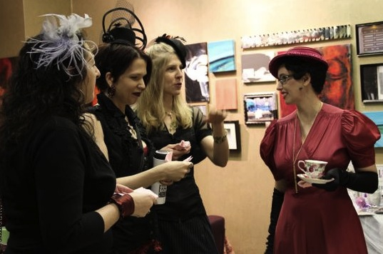 Timeless Gail Girls Steampunk