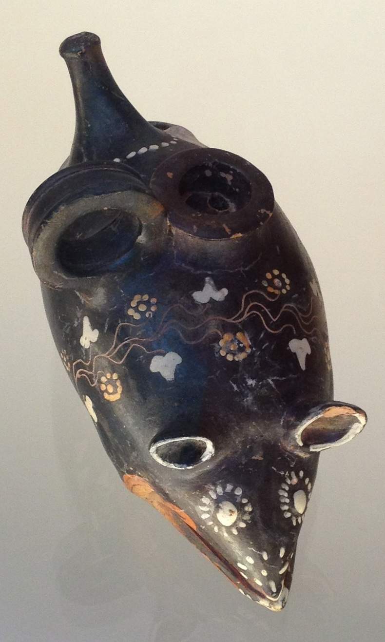 Gain I think Minoan, from the BM