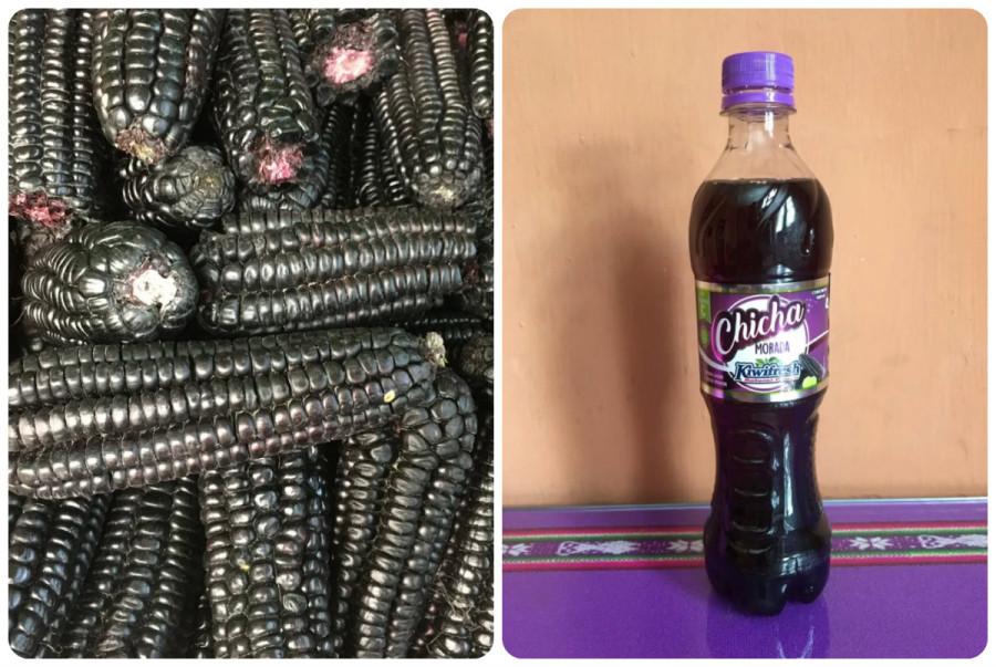 Любимый напиток жителей Перу