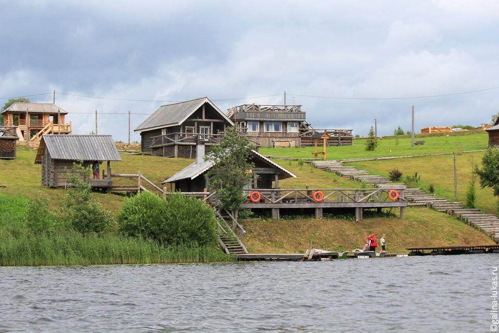 отдых в вологодской области с рыбалкой