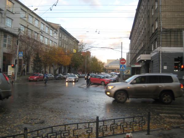Октябрь -15, Новосибирск 041