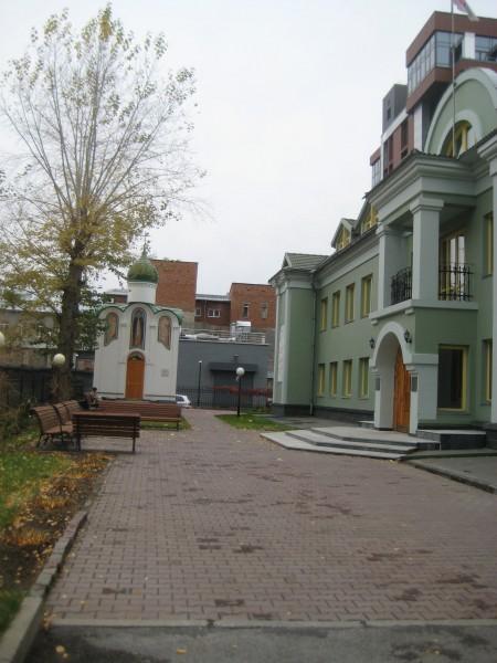Октябрь -15, Новосибирск 438