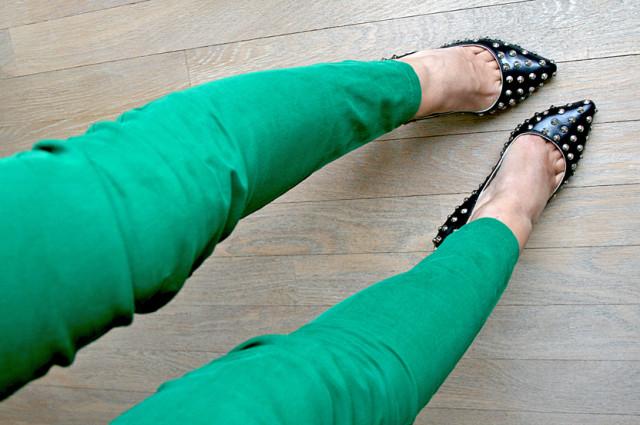louboutin green