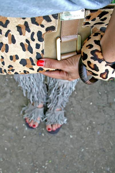 leo clutch, leo bracelets