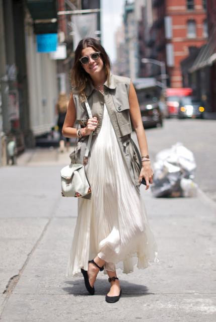 минимальная макси длина платья