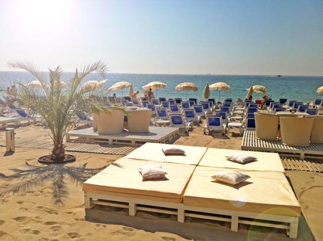 Портофино пляж Одесса лето солнце