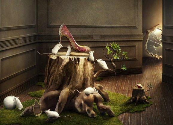 рекламная кампания Christian Louboutin ss 2011