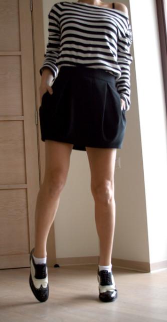 юбка тюльпан