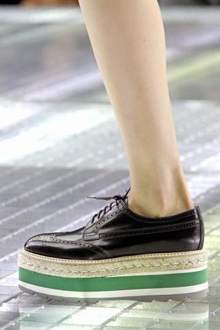 prada shoes ss 2011