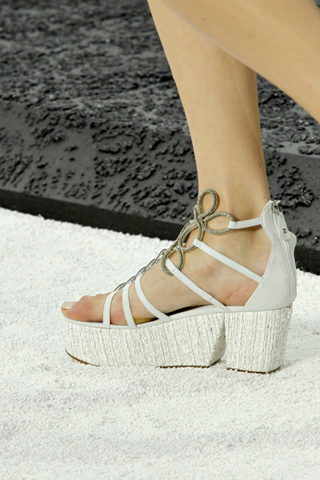 chanel shoes ss 2011
