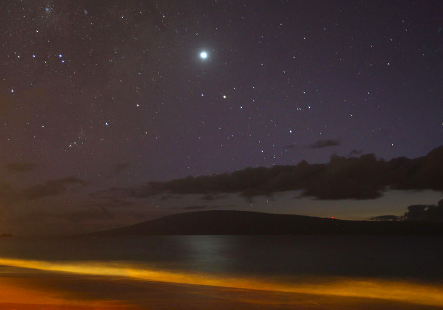 Hawaii Venus