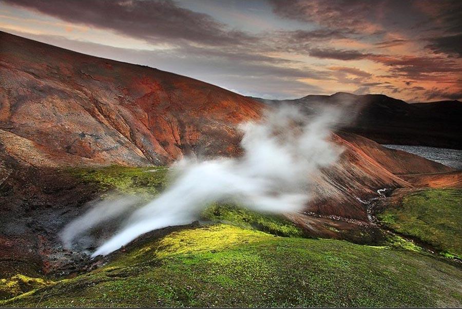 9 Geothermal Colors - Landmannalaugar, Iceland