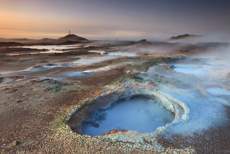 5 Geothermal Area, Iceland