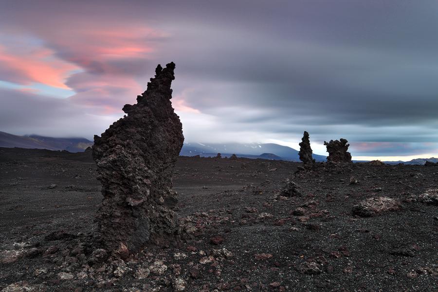 2 Вулкан  Hekla