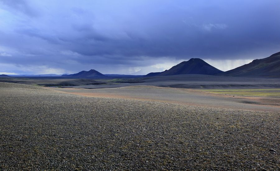 3 Vididalsfjoll Mountains near Modrudalur