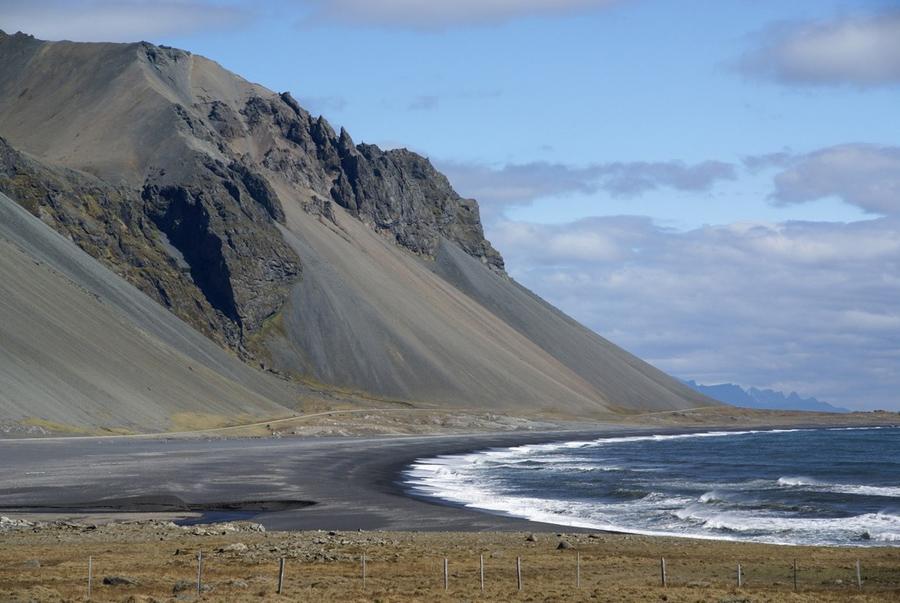 6 Восточное  побережье  Исландии