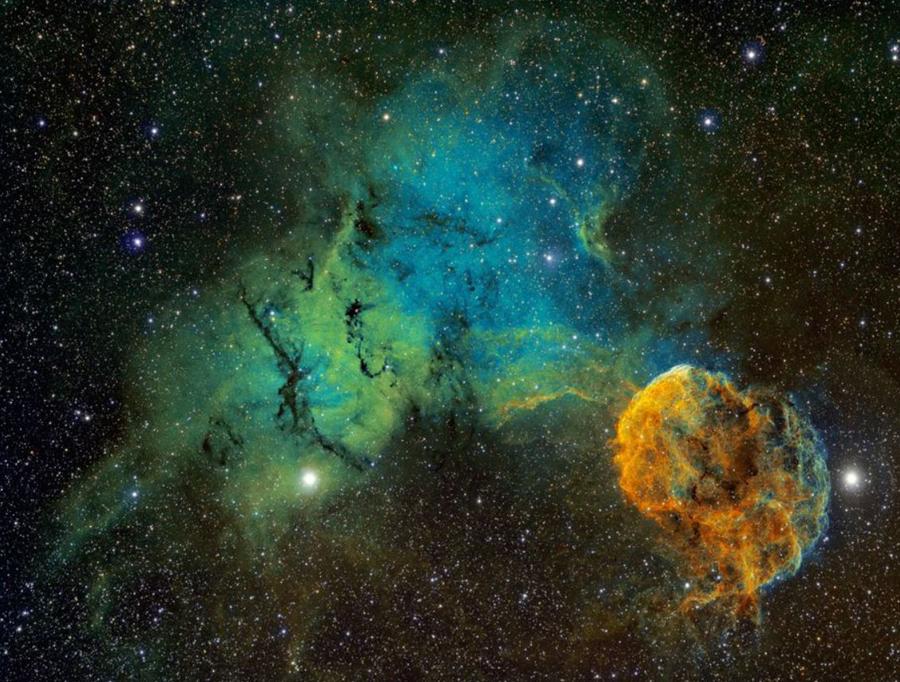 Туманность  Медуза