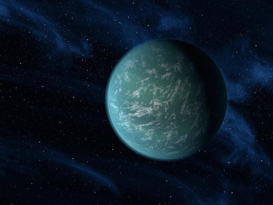 Кеплер 22