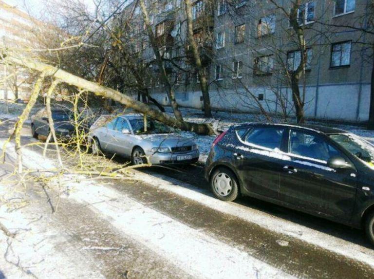 Скандинавский циклон