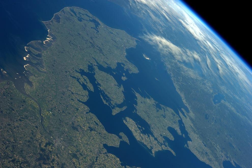 Дания и восточная Швеция
