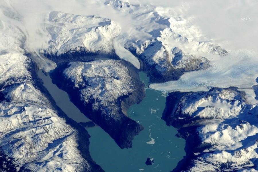 Ледники в Патагонии