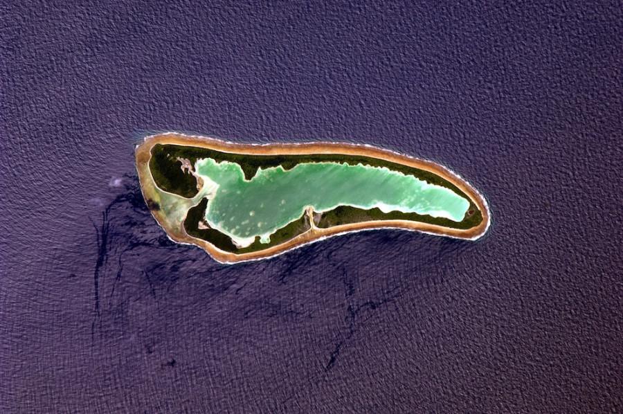 Никумароро или Гарденер-айленд, Кирибати.