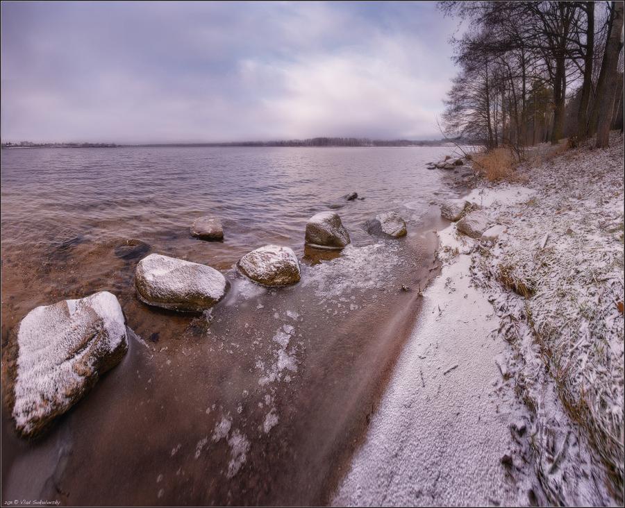 Первый снег Соколовский