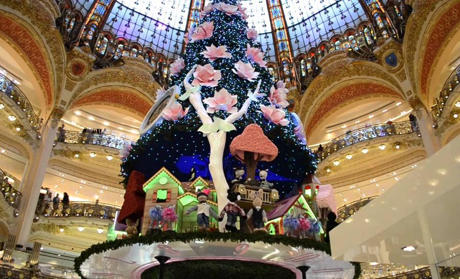11 Париж