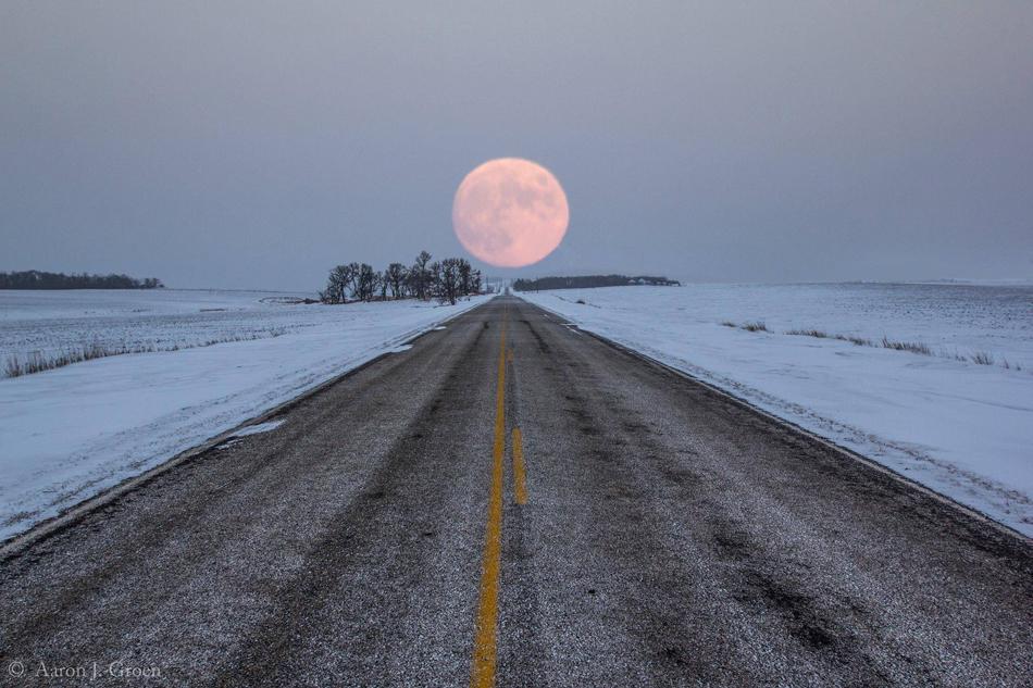 Дорога  на  Луну - копия