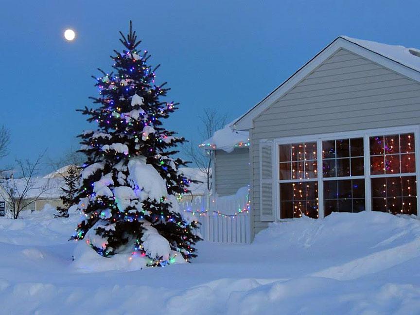 Лунное рождество 2013