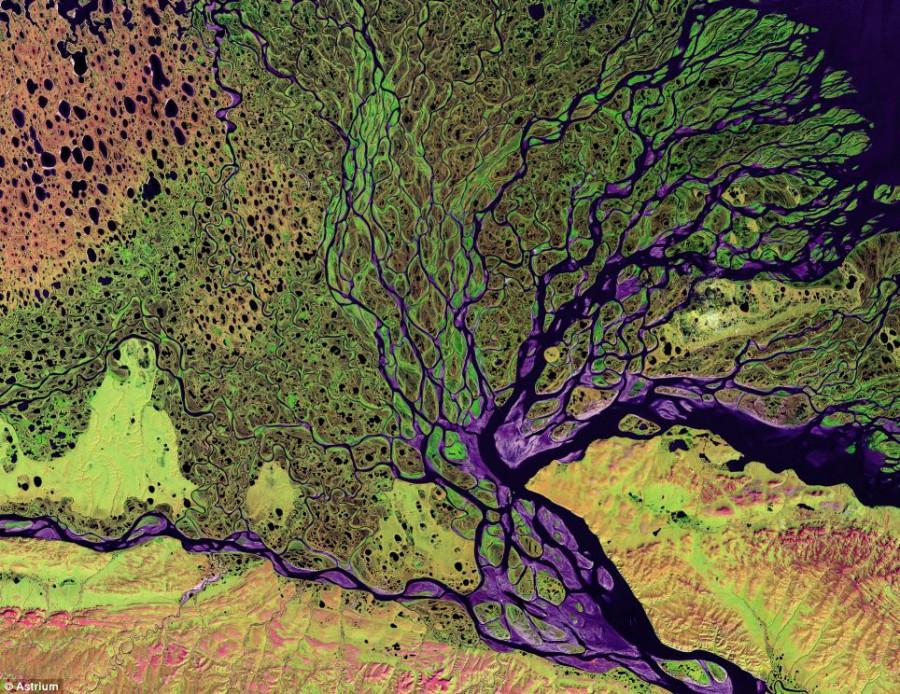 3 The Lena River