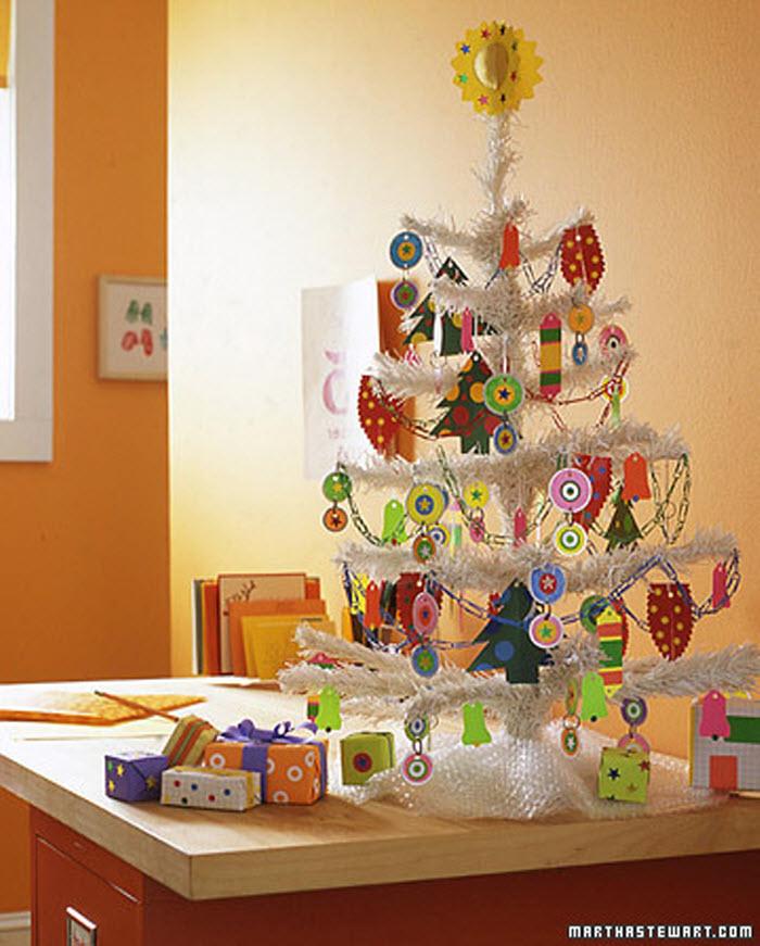2 офисная  елка
