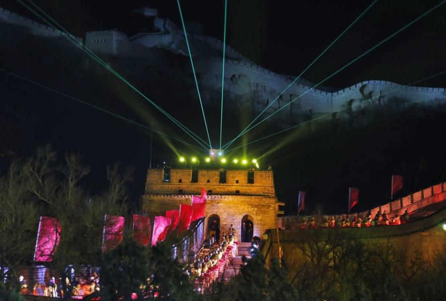 У  Китайской  стены