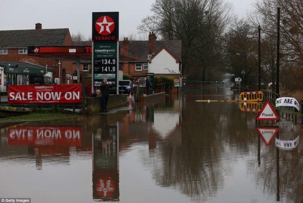 4 Угроза  дальнейшего  наводнения