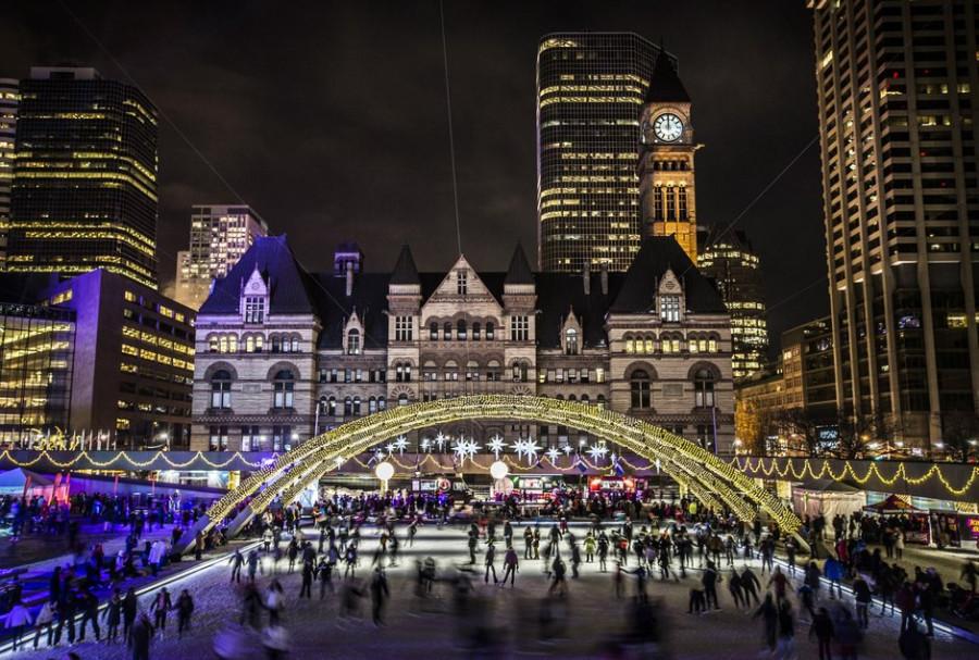 5 Канада  Торонто