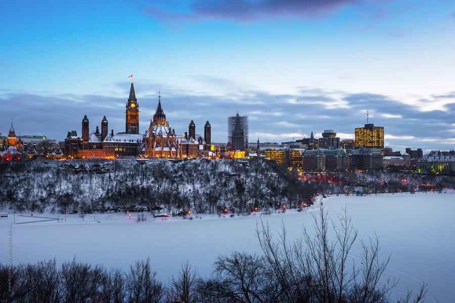 6 Ottawa, Ontario, Canada