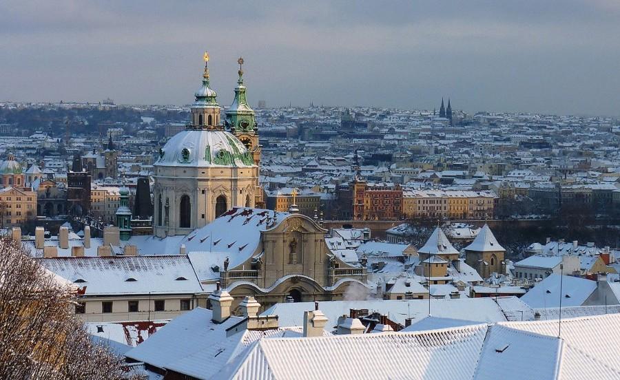 12 Прага