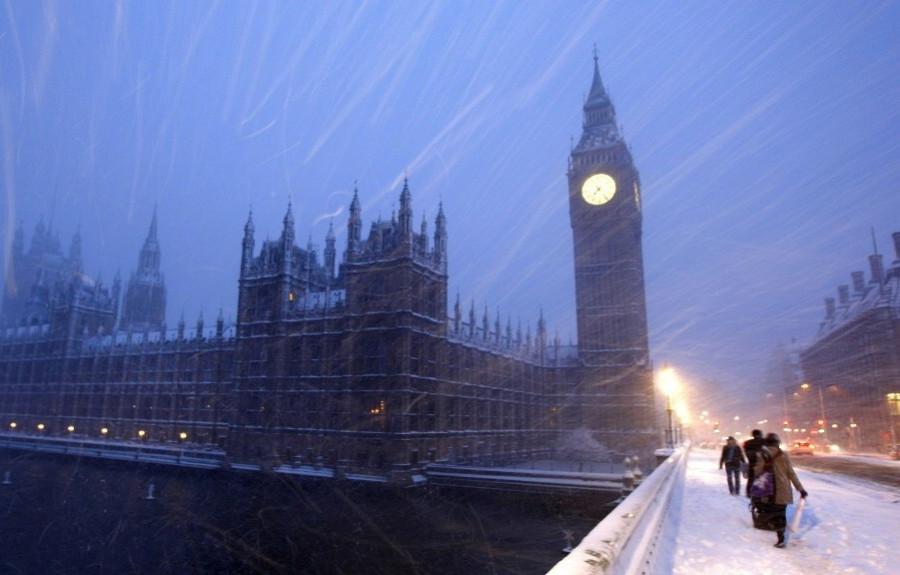 13 Лондон