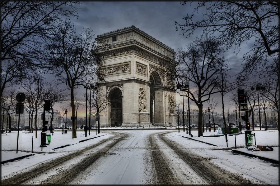 15 Триумфальная  арка