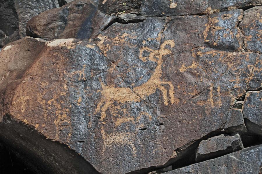 7 Petroglyph Каньон