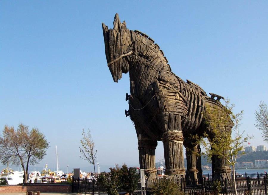 6 Троянский  конь