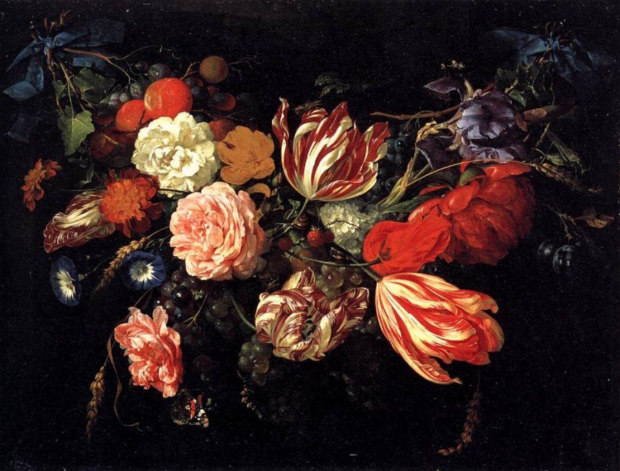 3 Jan-Davidsz-de-Heem-festoon-with-flowers-and-fruits-(1670)