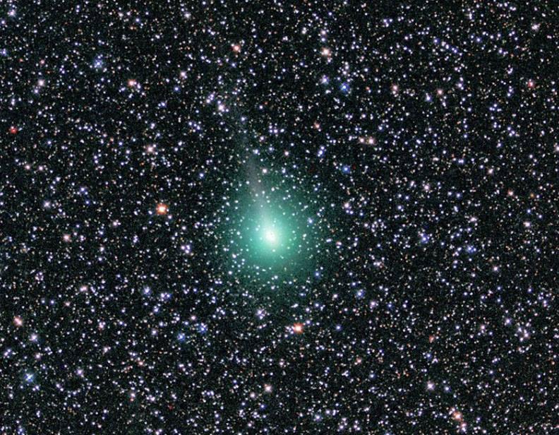 Комета  Жак